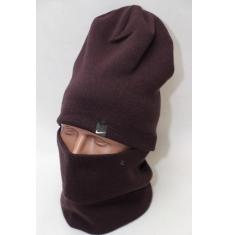 Набор хомут и шапка мужская оптом 13125000 3247