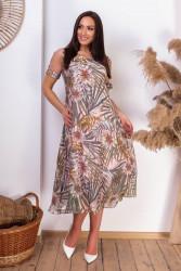 Платья женские БАТАЛ оптом 63549820  20-31