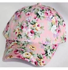 Кепка цветок детская 903 - 359