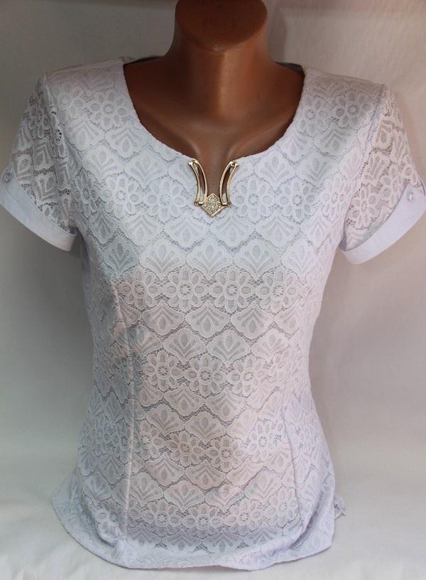 Блуза женская оптом 2504673 5099-11