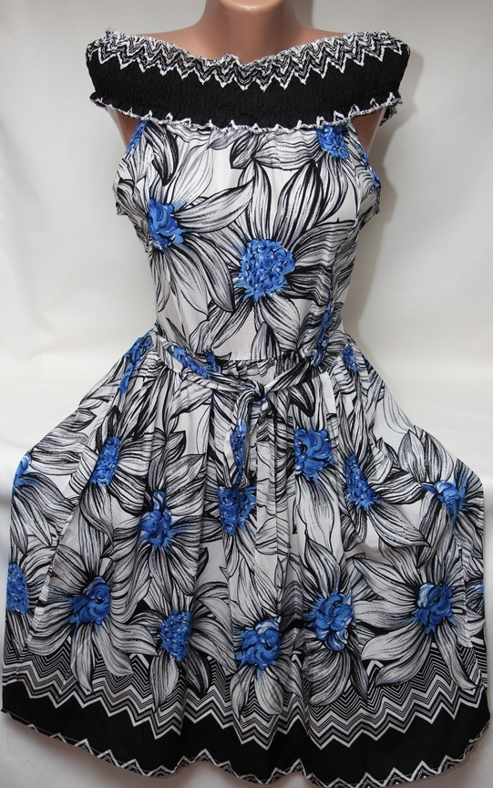Платья женские оптом 22051056 000-6
