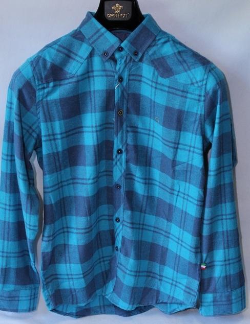 Рубашки мужские оптом 15104457 7639-37