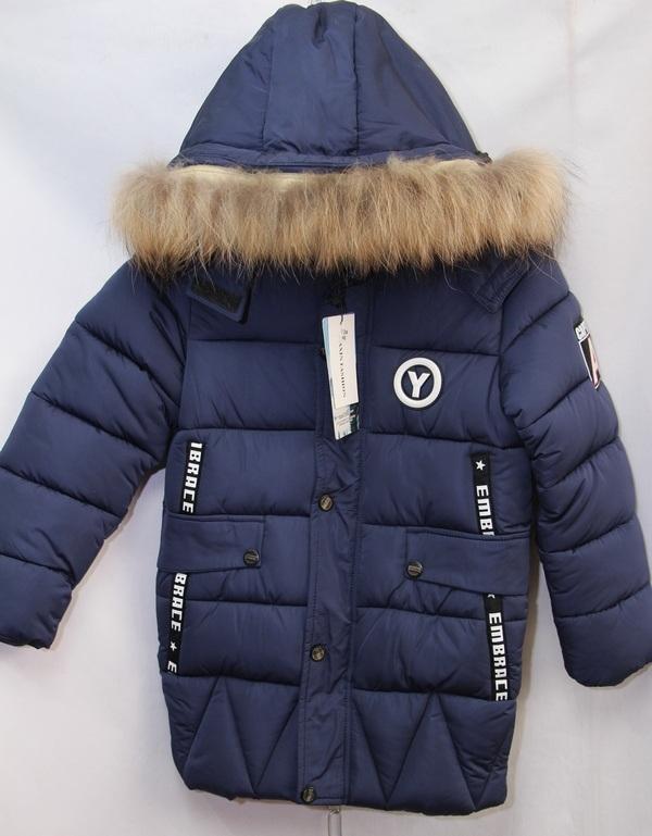 Куртки подростковые зимние оптом 20091076 13