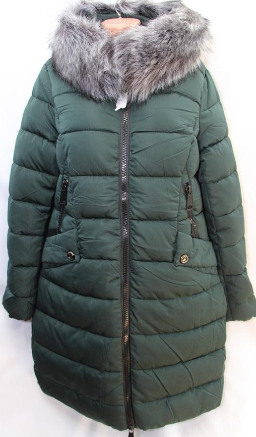Куртки SAINT WISH женские БАТАЛ оптом 16092110 6987-6