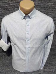 Рубашки мужские PLENTI оптом 96154280    04-27