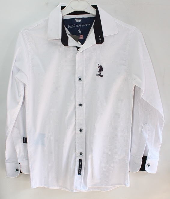 Рубашки подростковые оптом 42913068 861-128