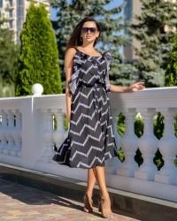 Платья женские  БАТАЛ оптом 70649312 1092-1-1