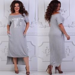 Платья женские  оптом 01357498 705-86