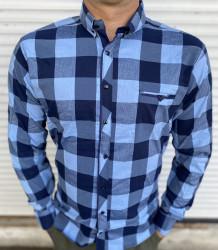 Рубашки мужские VARETTI оптом 08946751 03-37
