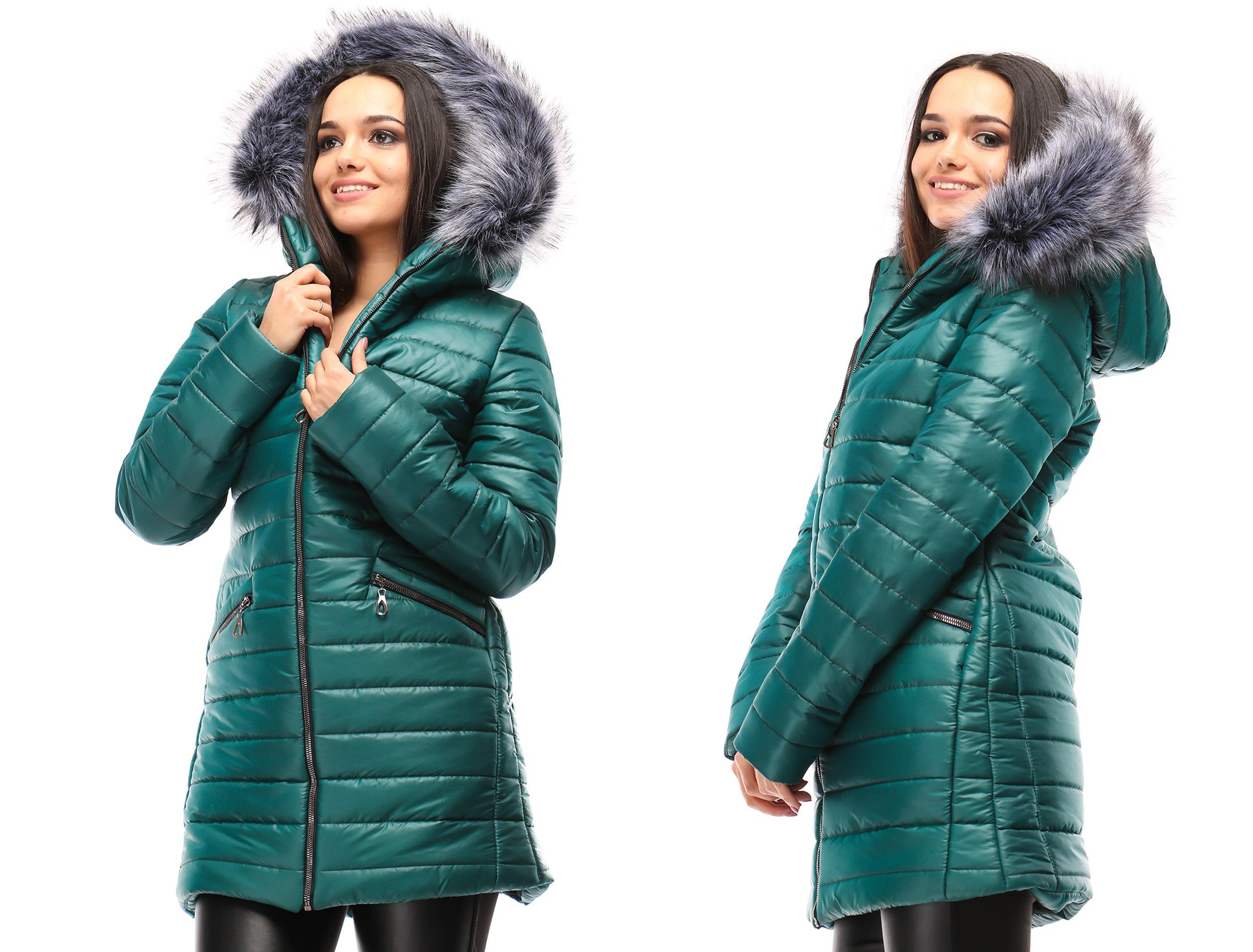 Куртки женские оптом 07328519 114-2