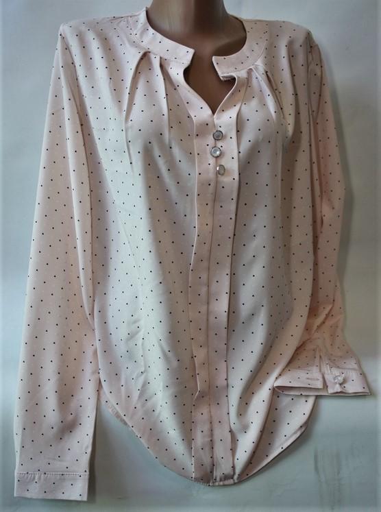 Рубашки женские ПОЛУБАТАЛ оптом 17295480 208-2