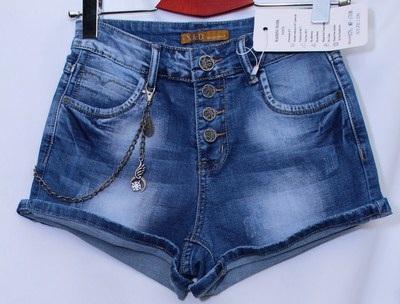 Шорты джинсовые женские X&Dоптом 06157834 1708