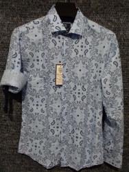 Рубашки мужские PLENTI оптом 84103926 01 -3