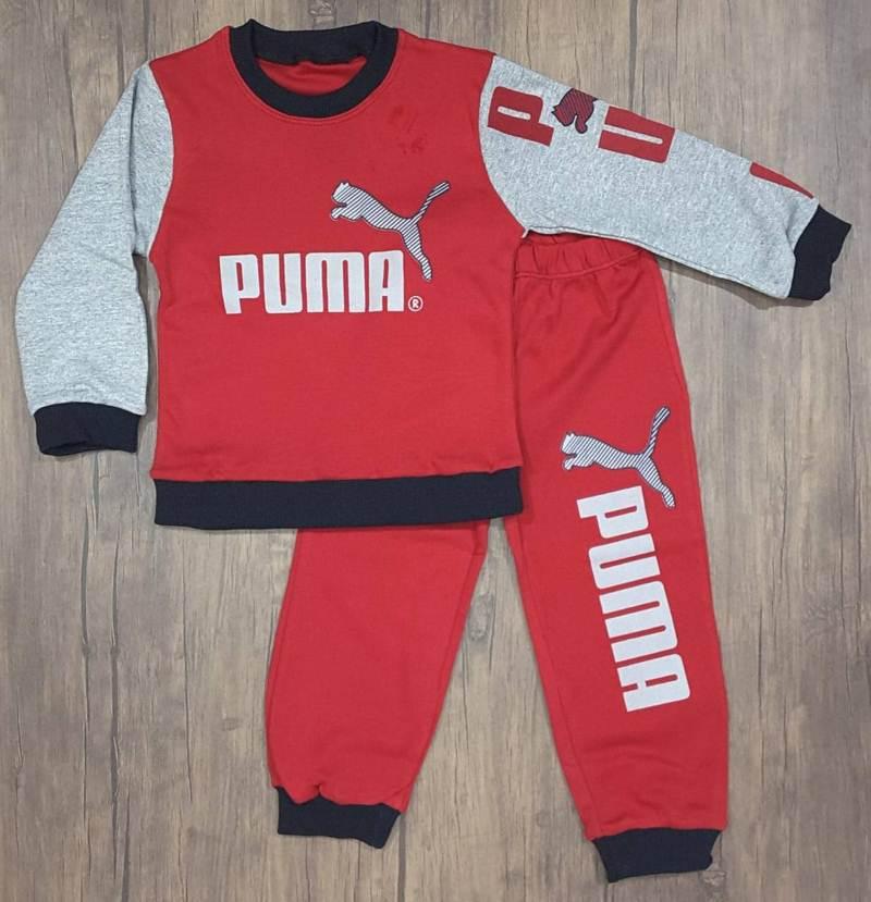 Спортивный костюм детский PUMA оптом 31784695 3-12