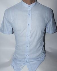Рубашки мужские KARAVELLA БАТАЛ оптом 40189763  006-23