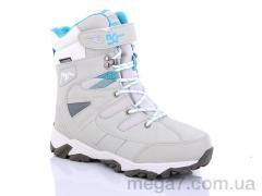 Термо обувь, BG оптом 186-204