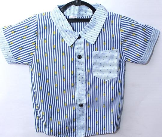 Рубашки детские оптом 36189520 1-6