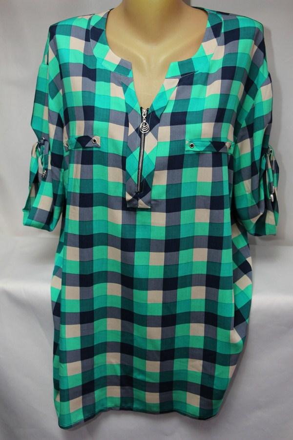 Рубашки женские оптом 02044749 12