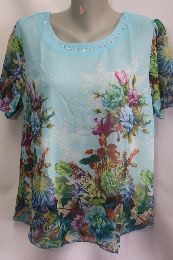 Блуза женская оптом  1903286 5504-23