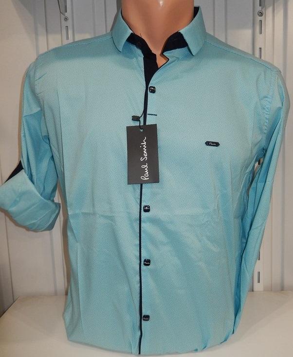 Рубашки мужские оптом 13081830 5208-10