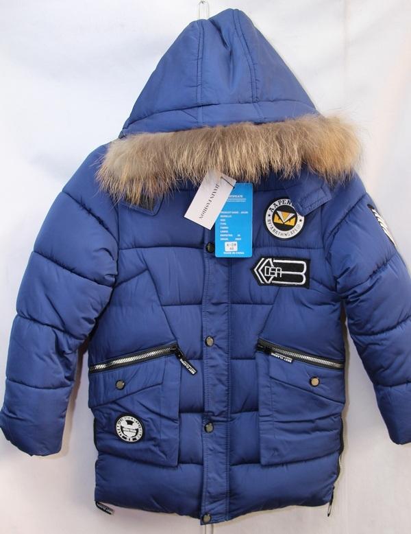 Куртки подростковые зимние оптом 20091076 А-2-1