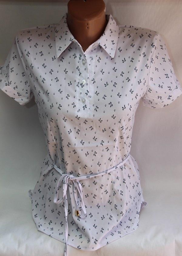 Рубашки женские оптом 2504667 5058-26