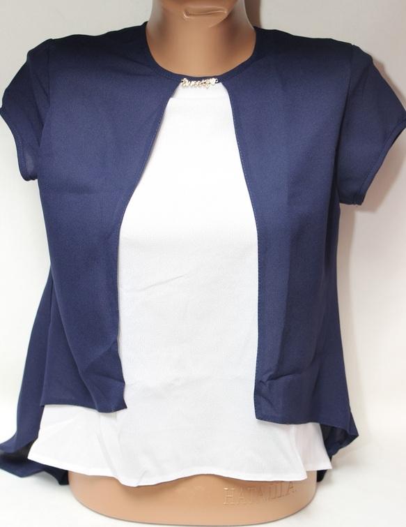 Блузы детские  оптом 30418265 3291-1
