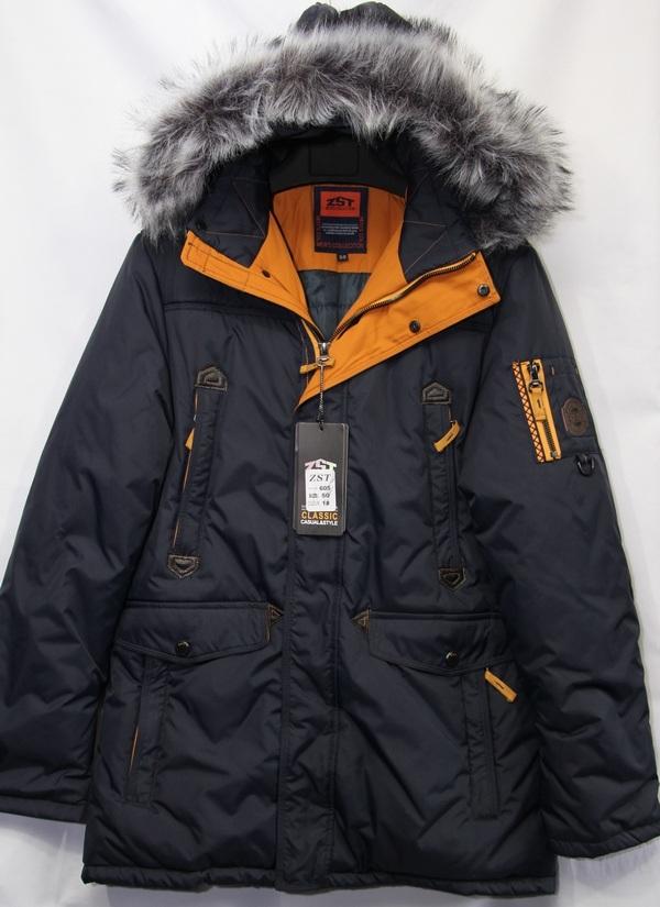 Куртки ZST мужские зимние оптом 2509939 605-2