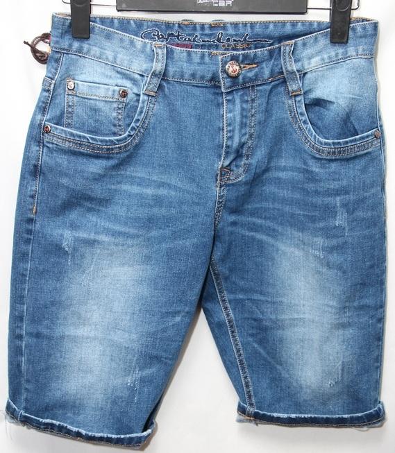 Шорты джинсовые мужские оптом 78612394 7607