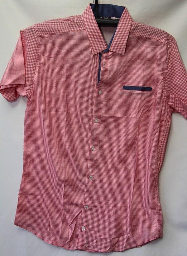 Рубашки мужские Турция оптом 2004523 3636-65