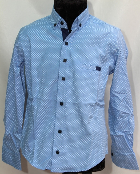 Рубашки подростковые  оптом 12756083 6445-151