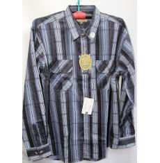 Рубашка мужская оптом 17111789 010