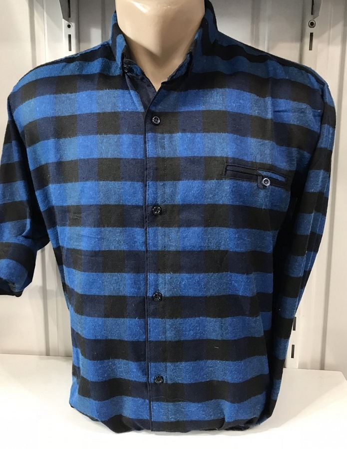 Рубашки мужские оптом 09678435-54 9908-54