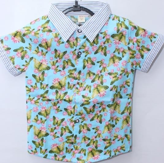 Рубашки детские оптом 64891527 1-5