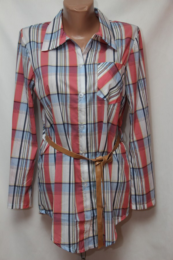Рубашка женская оптом 16723489 262