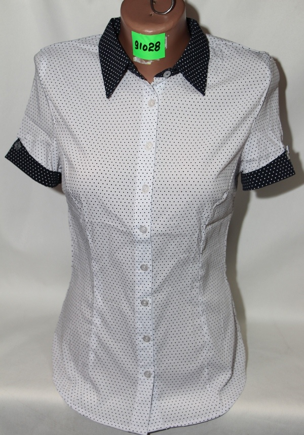 Блузы школьные оптом 18675203 91028-1