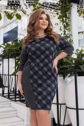 Платья женские БАТАЛ оптом 64215793 43 -29