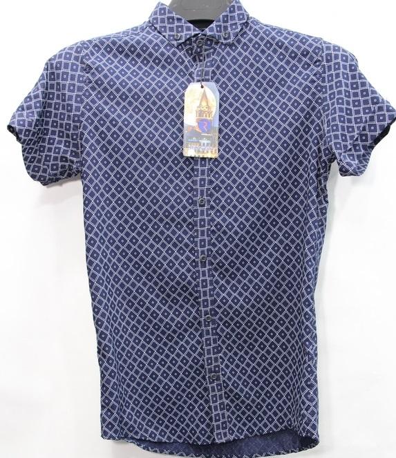 Рубашки мужские оптом 71652390 7-1-12