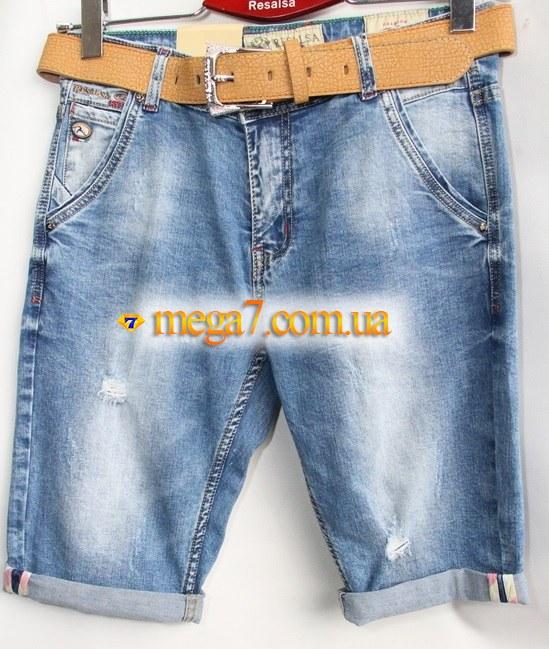 44920df10d6 Джинсовые шорты мужские RESALSA RB-D 56021843 RB-2056D